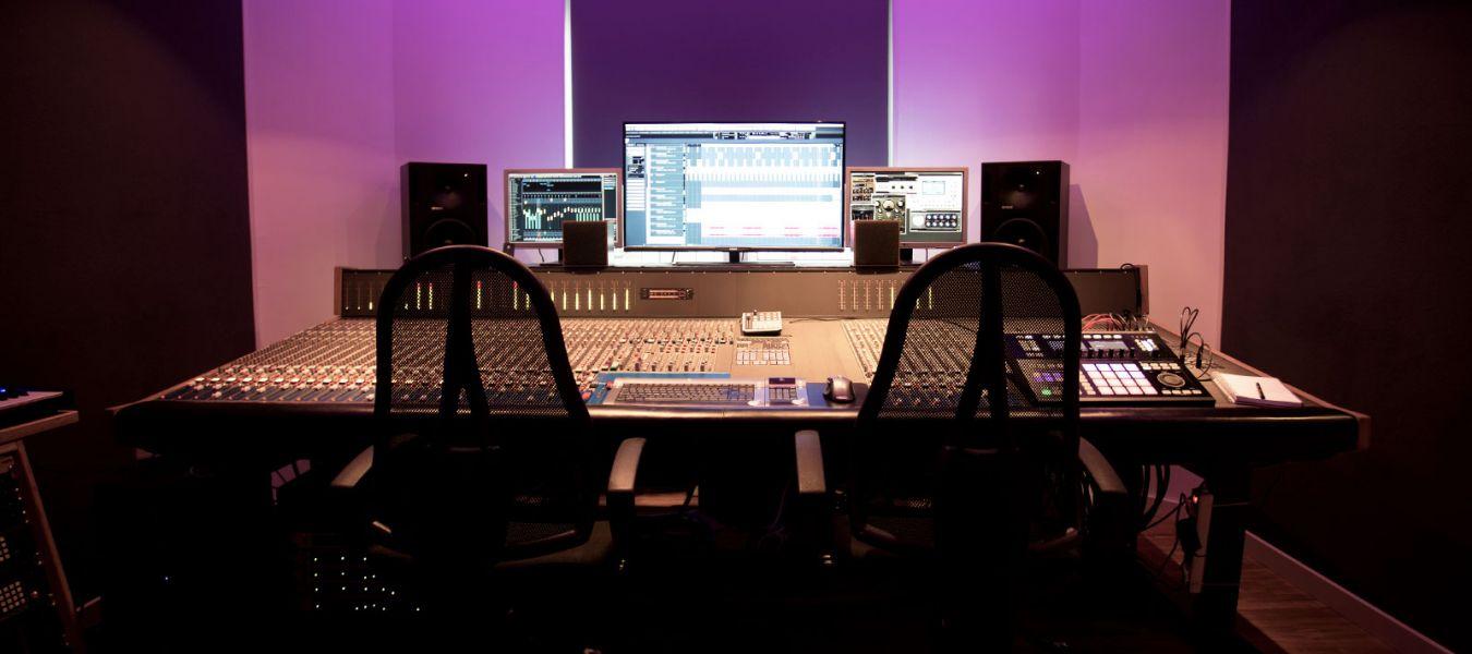 Tonstudio TRESOHR Studios Content Slider 1