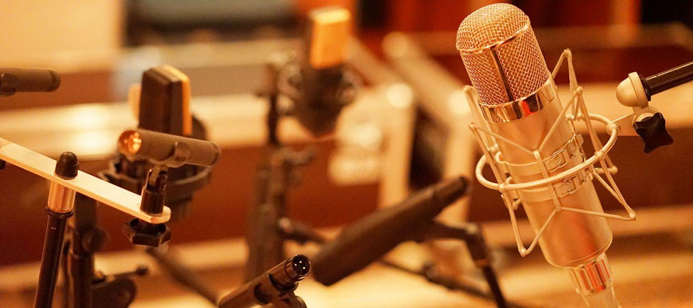 Tonstudio TRESOHR Studios Content Slider 10