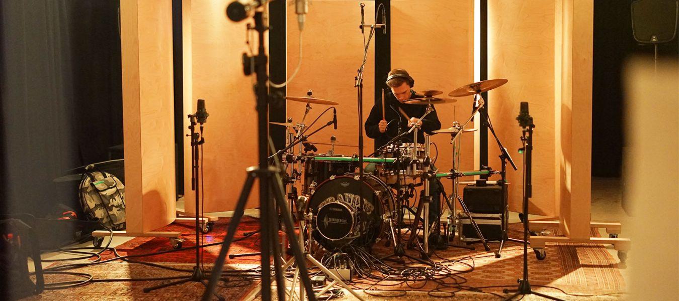 Tonstudio TRESOHR Studios Content Slider 11