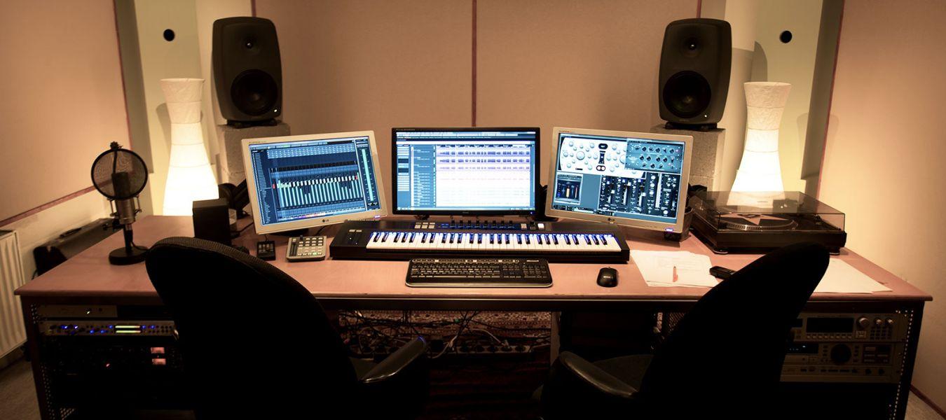Tonstudio TRESOHR Studios Content Slider 2