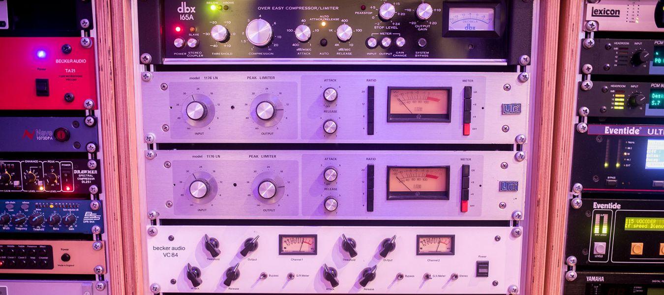 Tonstudio TRESOHR Studios Content Slider 6
