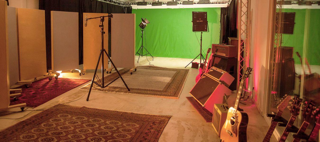Tonstudio TRESOHR Studios Content Slider 9