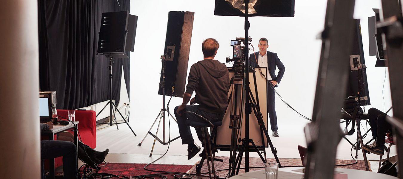 Videostudio TRESOHR Studios Content Slider 1