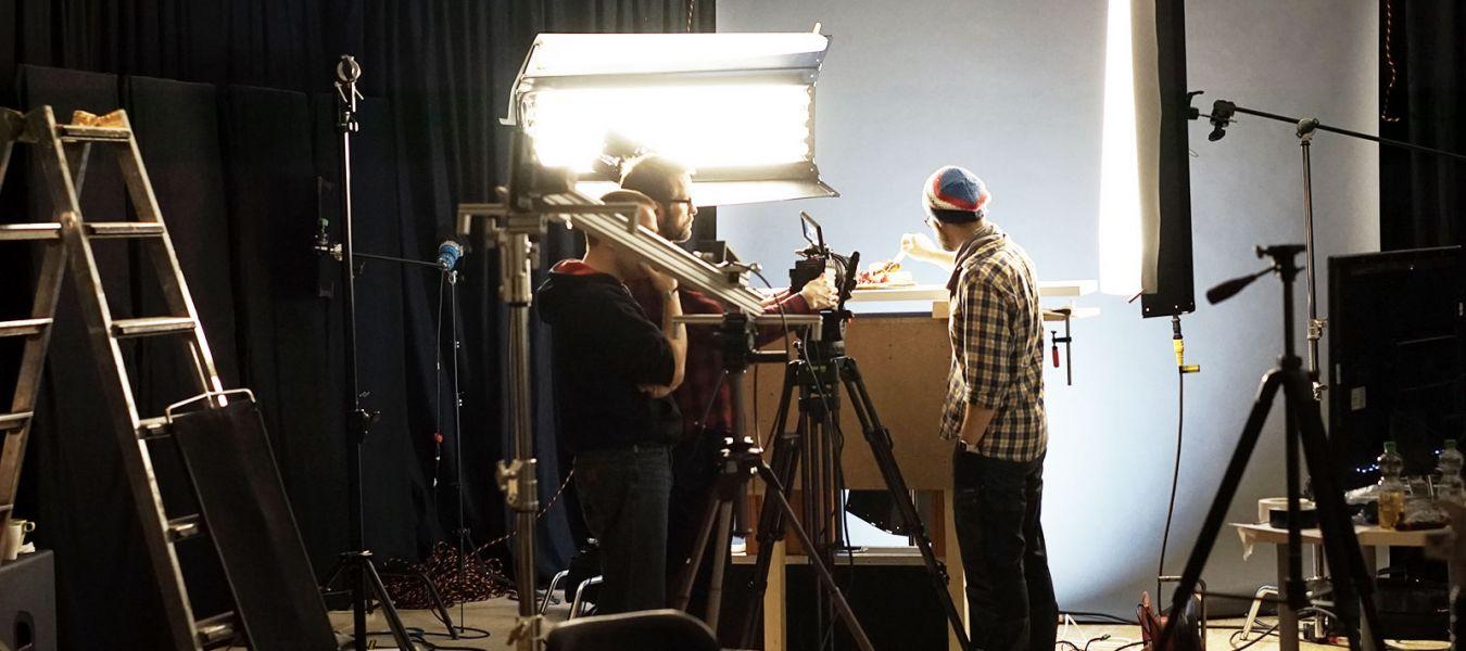 Videostudio TRESOHR Studios Content Slider 2